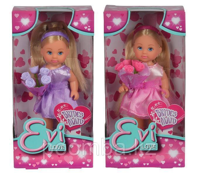 Кукла Еви 12 см  Подружка невесты Simba