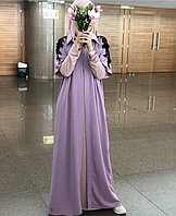 Абайя (накидка) с коротким рукавом HAJAR