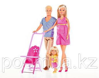 Семья куклы Штеффи 29 см Simba