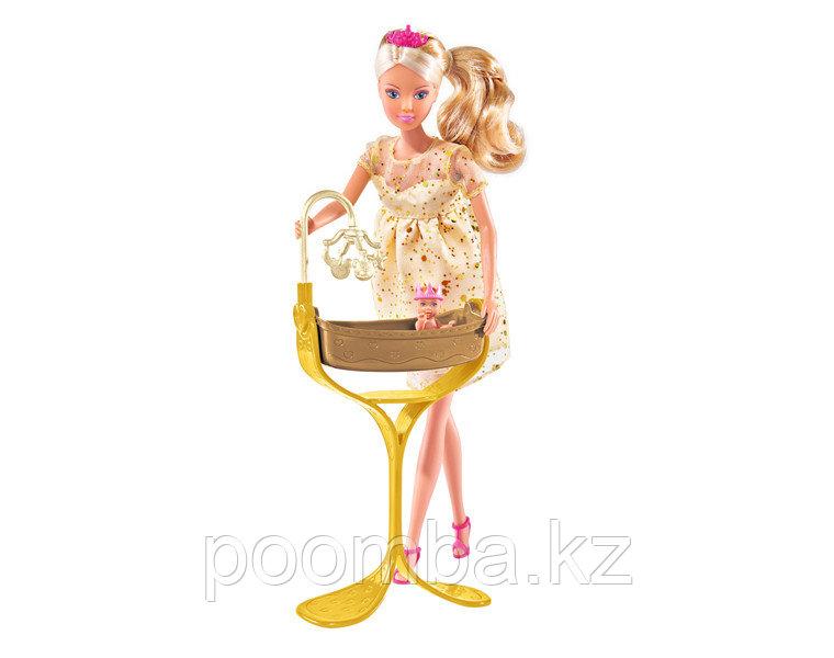 Кукла Штеффи беременная королевский набор 29 см Simba
