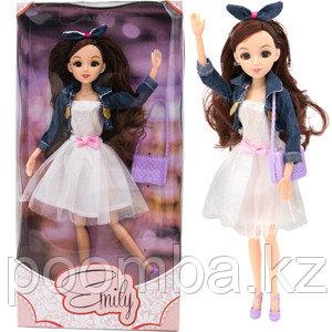 Кукла Эмили 29 см шарнирная на вечеринке Funky toys