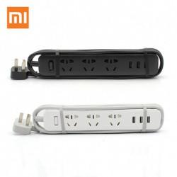 Универсальный удлинитель Xiaomi Power Strip 3 с 3 USB