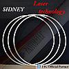 Обруч гимнастический Pastorelli Sidney FIG Logo Laser