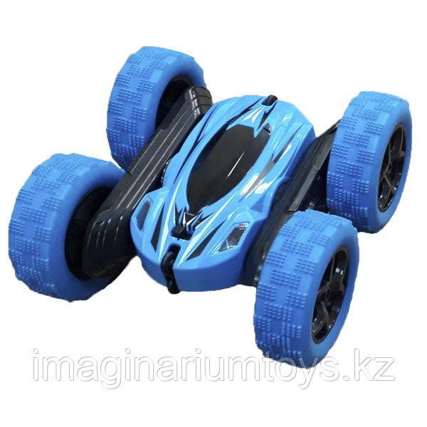 Машинка трюковая перевертыш на р/у Wincars 16 см