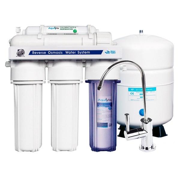 Фильтр для очистки воды HUBERT обратный осмос.