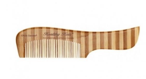Расческа деревянная С2