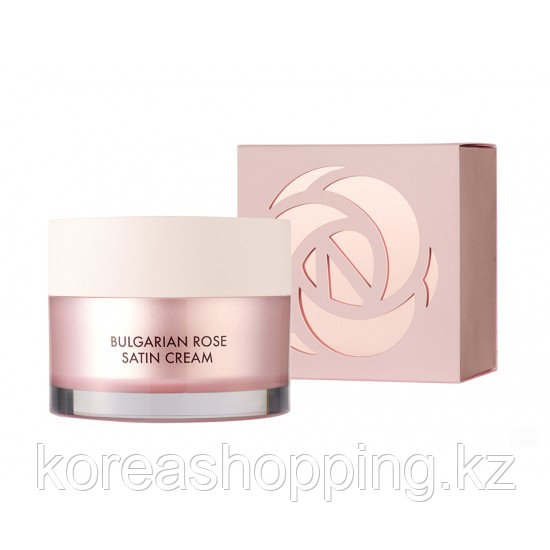 Крем для лица, Heimish, Bulgarian Rose Satin Cream