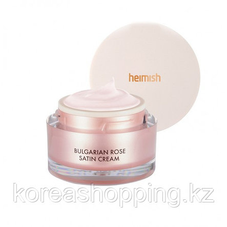 Крем для лица, Heimish, Bulgarian Rose Satin Cream, фото 2