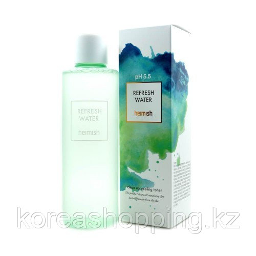 Тонер для лица, HEIMISH REFRESH WATER PH 5.5