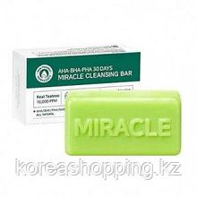 Mыло для проблемной кожи,  Some By Mi , AHA-BHA-PHA 30 Days Miracle Cleansing Bar