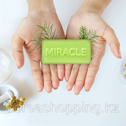 Mыло для проблемной кожи,  Some By Mi , AHA-BHA-PHA 30 Days Miracle Cleansing Bar, фото 2