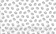 """Ткань Macover,серия """"Черное и белое"""" шир.110 см"""