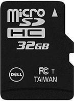 Карта памяти Dell/32GB microSDHC/SDXC Card CusKit