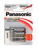 Батарейки Panasonic LR03 Everyday Power BL4