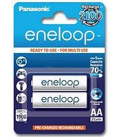 Аккумулятор Panasonic eneloop BK-3MCCE/2BE 1900mAh AA R6 BL2