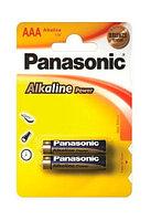 Батарейки Panasonic LR03 Alkaline Power BL*2