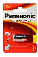Батарейки Panasonic 123 A