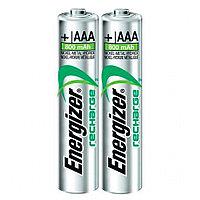 Аккумуляторы Energizer NiMH AAA 800mAh 2 штуки в блистере