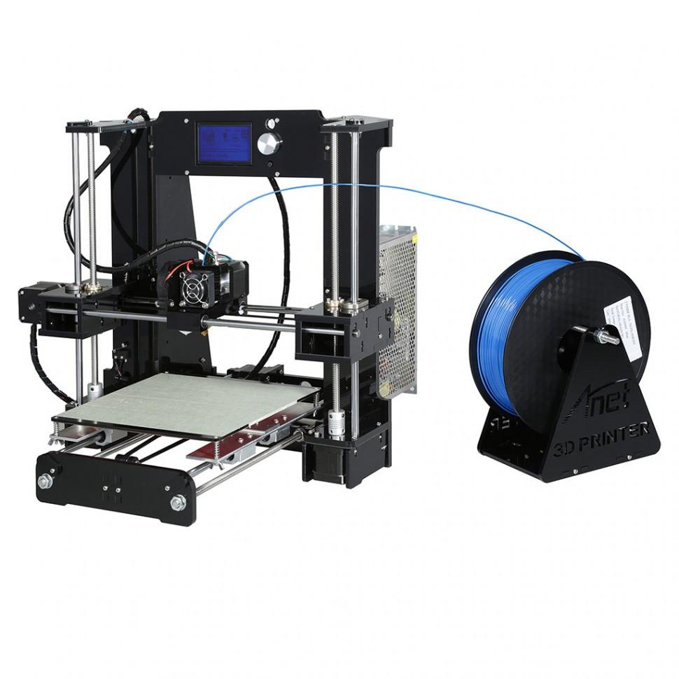 3D Принтер ANET A6 (демонтаж)