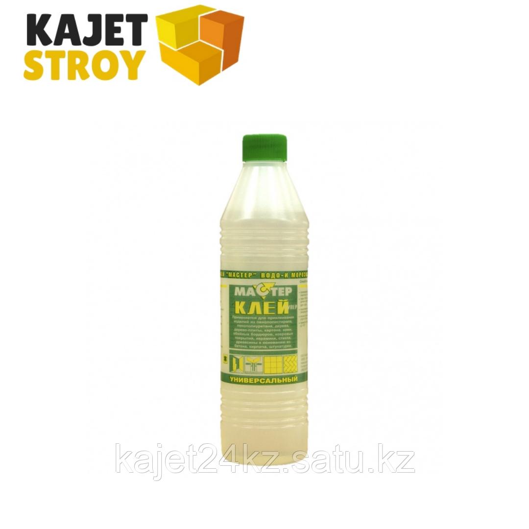 """Клей полимерный Супер-Мастер водо-морозостойкий """"Quality"""" 0.2л"""
