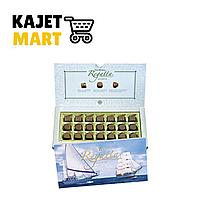 Набор шоколадных конфет ассорти Регата из молочного шоколада 0,210кг