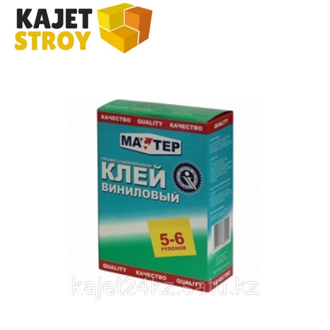 """Клей для обоев """"МАСТЕР"""" виниловый 0.2кг"""