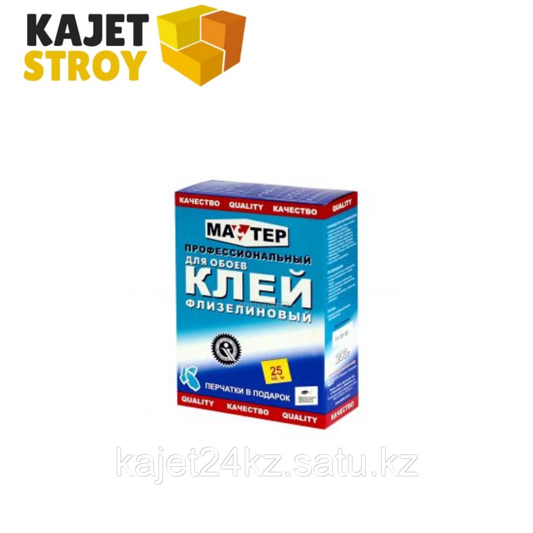 """Клей для обоев """"МАСТЕР"""" флизелиновый 0.2кг"""