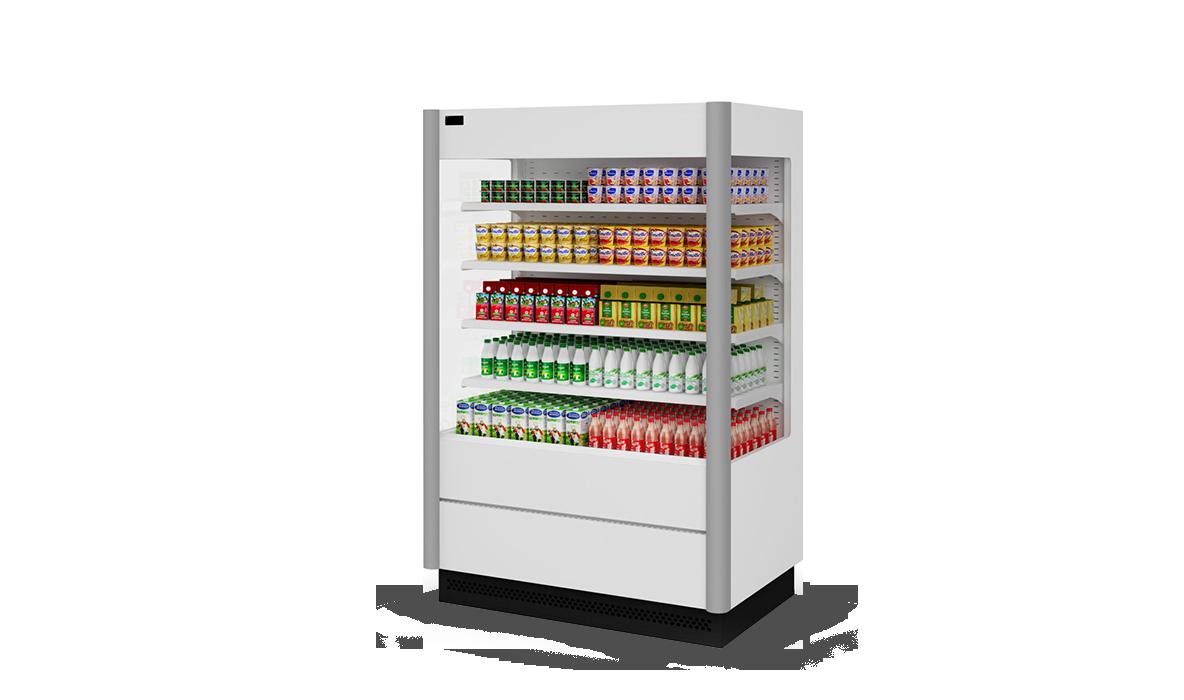 Холодильная витрина Zodiac Г 125