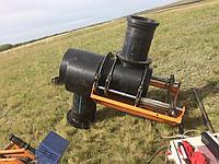 Аппараты для стыкосварки полиэтиленновых труб от 20 мм до 1000 мм.