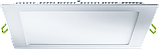 Светильник NLP-S1-19W-840-WH-LED (225*225) 94 458 Navigator, фото 2