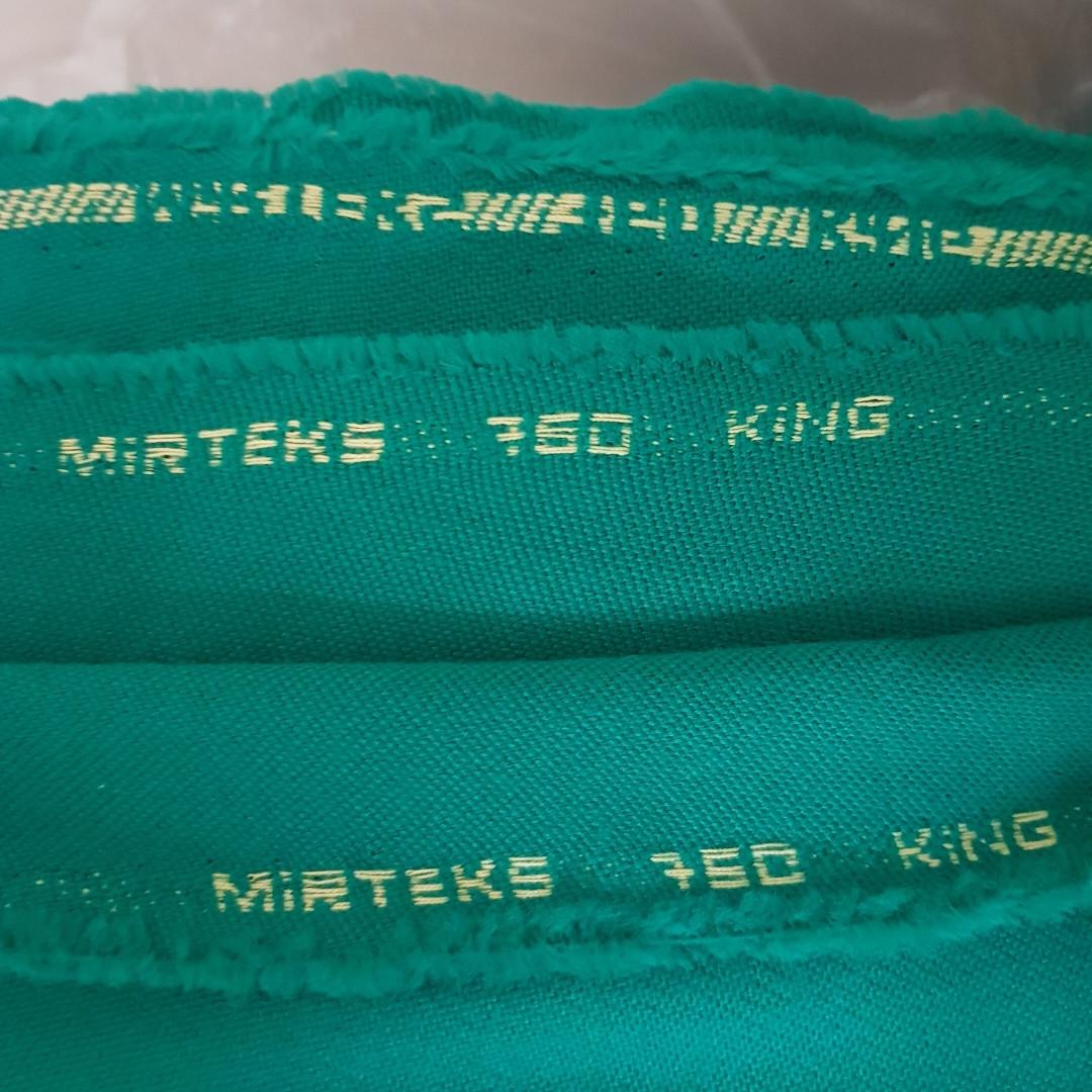 """Сукно  """"MIRTEKS 760 KING """"для бильярда производство Турция"""