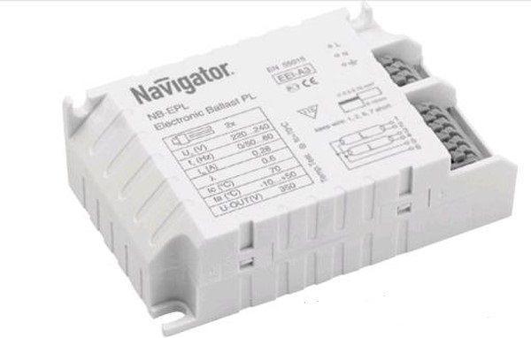 Дроссель NB-EPL-218-EA3 94 423 ЭПРА Navigator