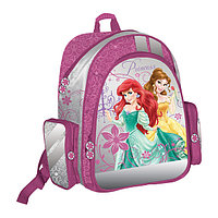 Школьный рюкзак, текстиль, размер 38х29х13 см