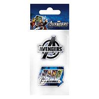 Ластики фигурные малые, 2 шт. Avengers