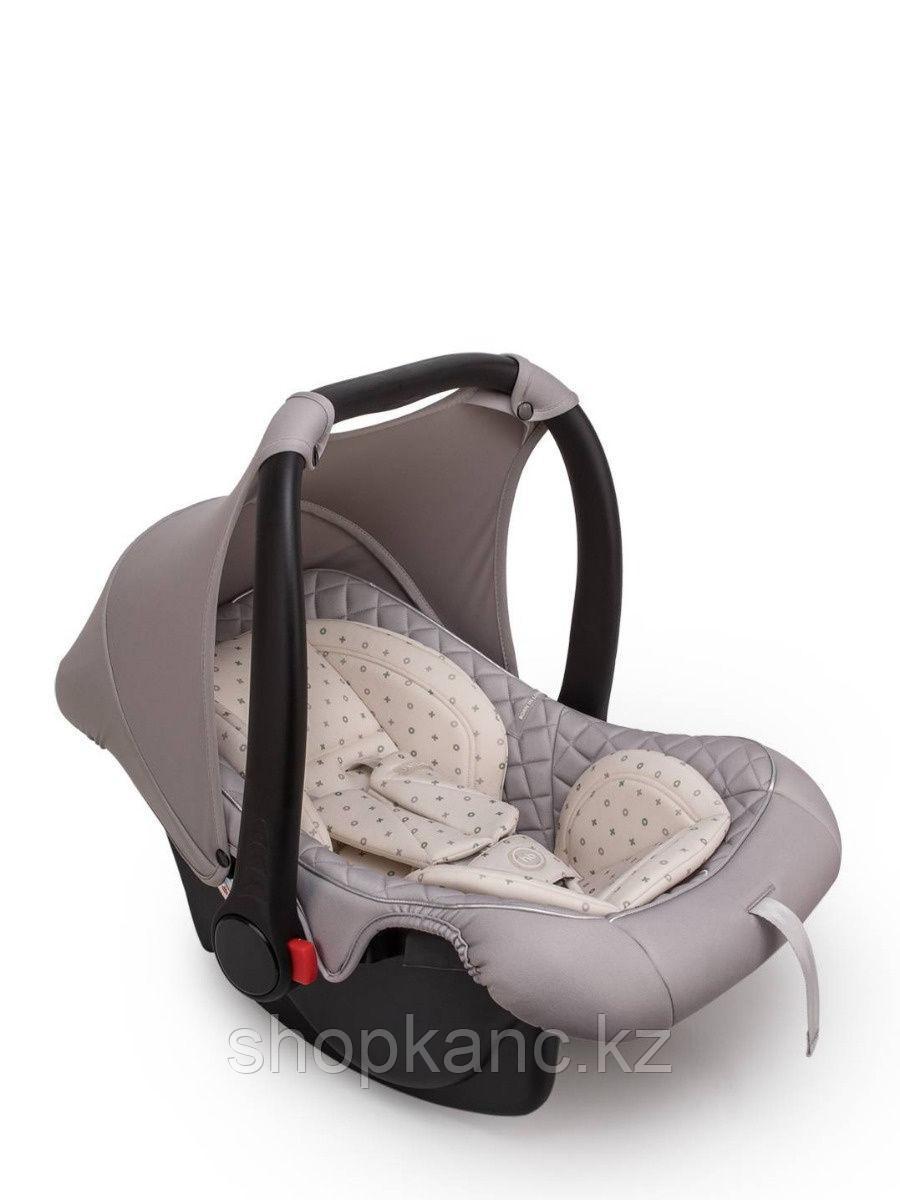 """Детское автомобильное кресло Happy Baby """"SKYLER V2"""" stone, 0-12 мес., 0-13 кг"""