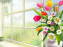 Металлопластиковые и алюминиевые окна, двери, витражи, перегородки, входные группы, зимние сады