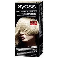 Краска для волос SYOSS Baseline 9-5 Жемчужный блонд 115 мл