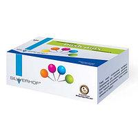Гвоздики канц. 100шт, CLASSIC, цвет,в карт коробке, арт. 500038