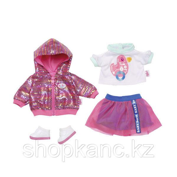 Zapf Creation Baby born 827-147 Бэби Борн Одежда для прогулки по городу Делюкс