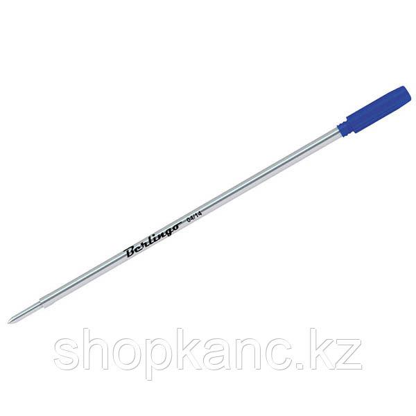 Стержень шариковый для поворотных ручек, синий, длина стержня 117 мм, 1 мм.