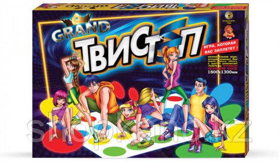 """Большая настольная игра  """"Твистеп Гранд"""""""