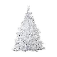 Елка искусственная, декоративная, 120 см., цвет белый.