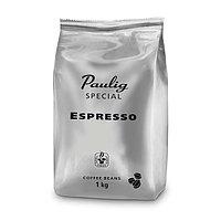 Кофе в зернах Paulig Espresso Special, степень обжарки-4, упаковка 1000 гр.