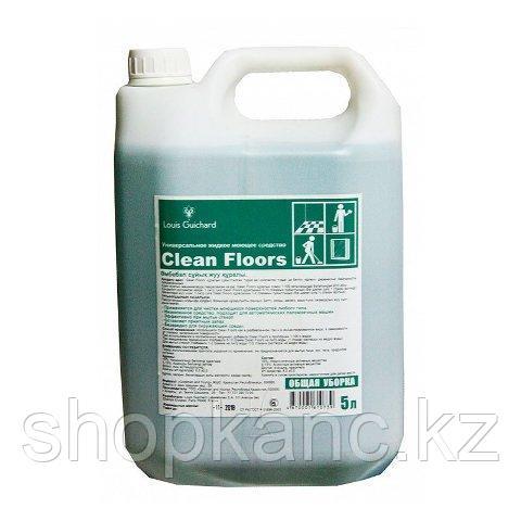 Универсальное моющие средство Clean Floors, 5 л.