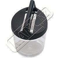 Подставка для скрепок магнитная черная ПС02 СТАММ