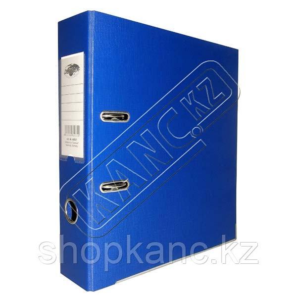 Папка-регистр 8см, синяя