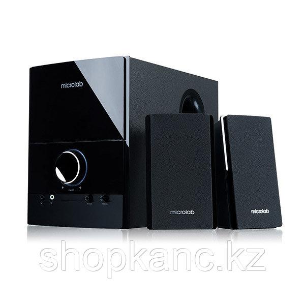 Акустическая система 2.1, М-500, 40W, черные.