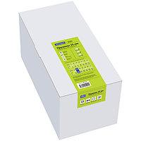Пружина для переплета пластиковая 25 мм OfficeSpace,  прозрачные бесцветные, 50 штук/в упаковке.