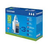 Фильтр кассета №6. у пак 3 шт, снимает избыточную жесткость воды,ресурс - 350 литров