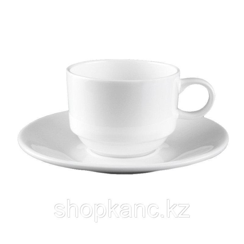 Кофейная чашка 140мл + блюдце